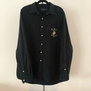 Polo Ralph Lauren NYC Boxing Club Button up